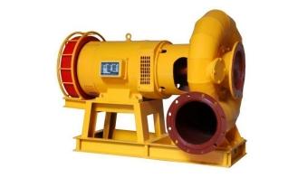 Francis Turbine 50kw Hydro turbine generator series
