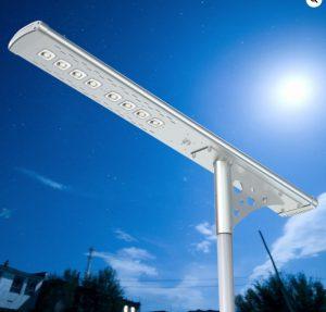 Lampu tenaga matahari untuk jalan dan PJU