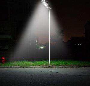 Jual lampu tenaga surya murah 100 watt