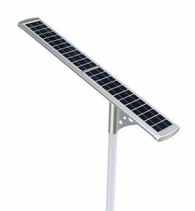 Lampu jalan pju tenaga surya 60 watt GC-08N Solar Cell