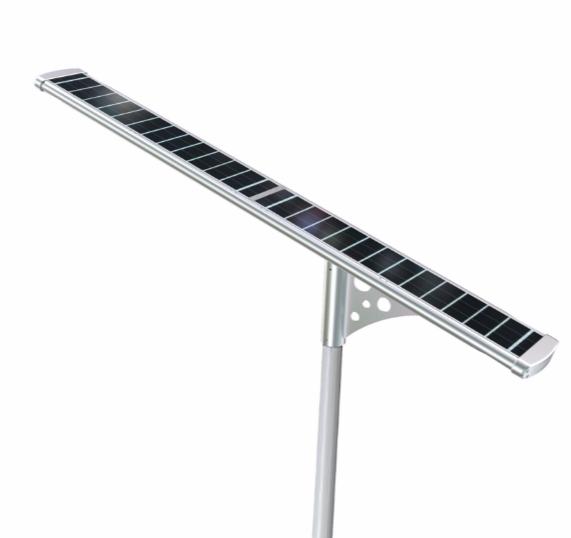 Harga lampu pju arges tenaga matahari 100 watt GC-09N 3