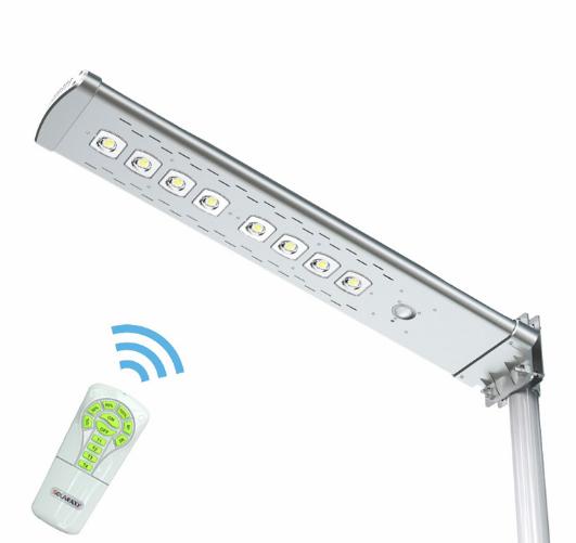 Harga Lampu PJU all in one 45 watt termurah dan berkualitas GC-07N 2