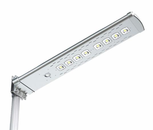 Jual lampu jalan tenaga matahari murah 45 watt model arges GC-07N