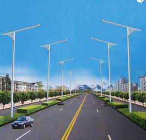Lampu Jalan Tenaga Matahari Untuk Kota Hemat Listrik