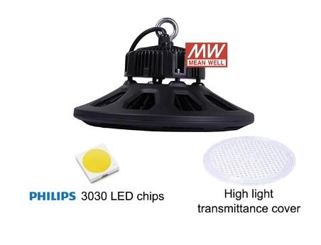 Dengan LED CHip Merk Philips