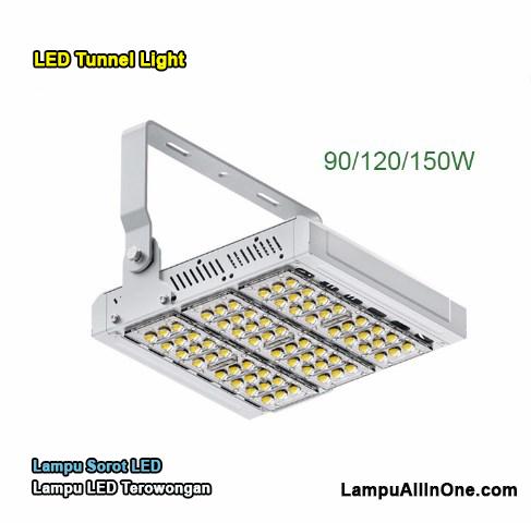 Harga lampu sorot philips led tunnel 90 watt di surabaya