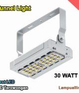 Jual lampu led tunnel sorot light 30 watt