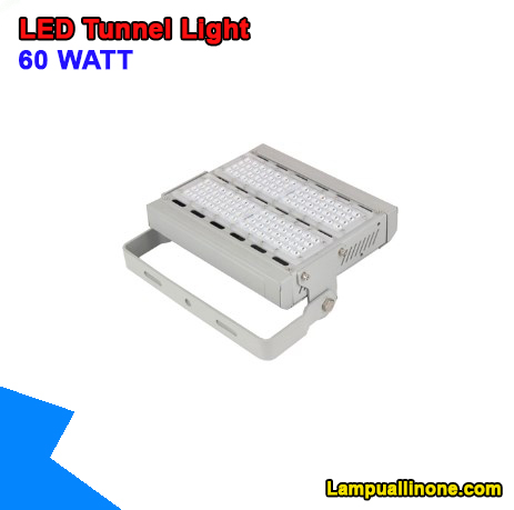 lampu led sorot tunnel murah daya 60 watt