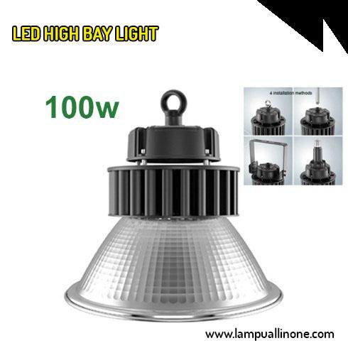 Jual Lampu Sorot Led High Bay Murah 100 watt