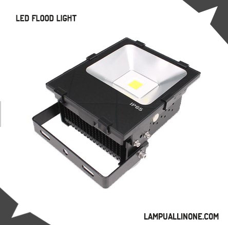 Jual lampu flood light osram 50 watt
