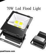 Jual lampu sorot led murah dengan chip single philips 70 watt