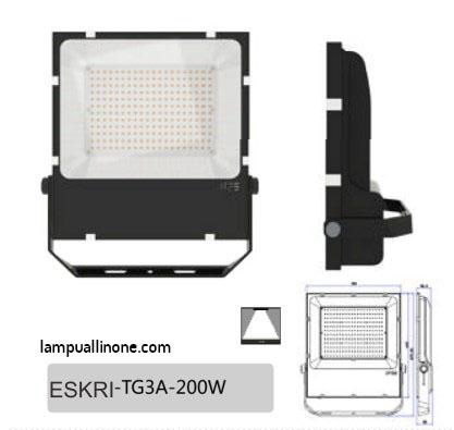 Jual lampu sorot osram 200 watt murah di surabaya