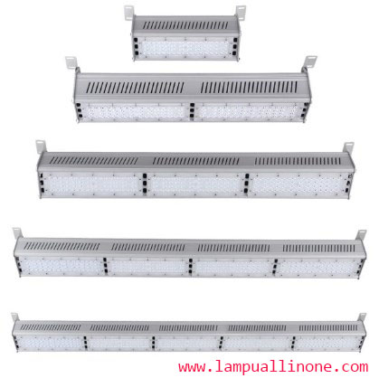 Jual lampu supermarket murah linier led high bay