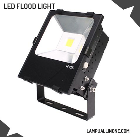 Lampu Flood Light Murah Berkualitas 50 watt