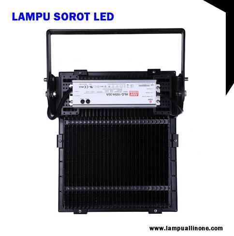 Lampu Sorot led flood light 150 watt murah