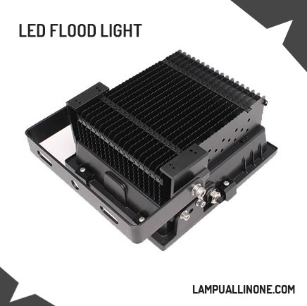 Lampu led flood atau lampu sorot led 50 watt