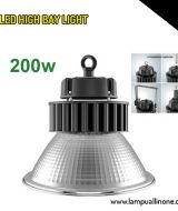 Led High Bay Murah 200 watt Sorot