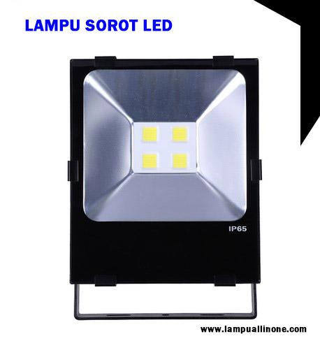 lampu sorot 150 watt led philips