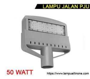 Lampu jalan PJU 50 watt surabaya