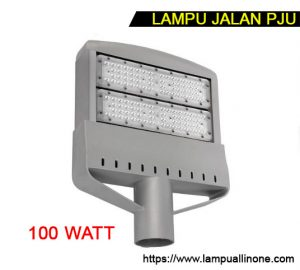 Lampu Jalan PJU led 100 watt philips