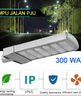 Lampu pju murah berkualitas 300 watt philips surabaya