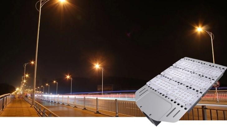 Pengaplikasian lampu jalan led 250watt
