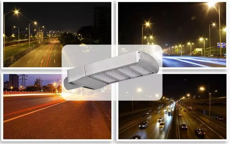 Pengaplikasian lampu jalan pju led murah 200 watt